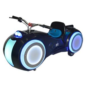 儿童太子摩托车(黑色)高端大气的游乐设备 华秦游乐新产品
