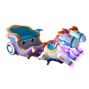 新款梦幻马车游乐设备