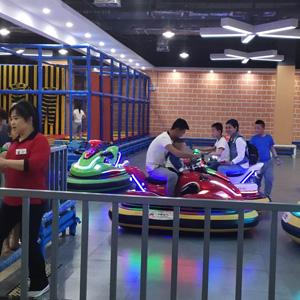 哈尔滨市金街时代购物中心金街动漫电玩城项目
