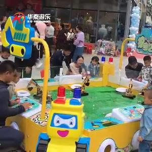 昆明润虎广场挖宝达人项目