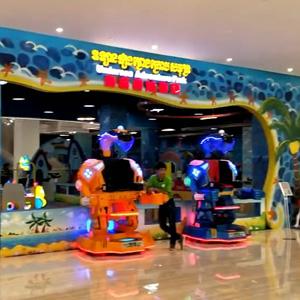 柬埔寨金边七玛卡拉区奥林匹亚商场钢铁侠项目
