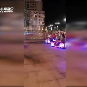 广东汕尾美食文化广场项目
