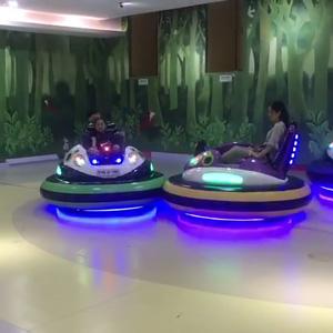 浙江嘉兴秀州区万达广场碰碰车项目