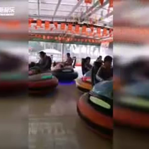 深圳光明新区光明农场大观园东门碰碰车项目