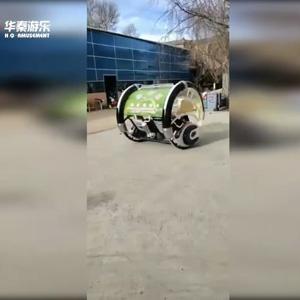 西藏拉萨市林聚路金星游乐园乐吧车项目