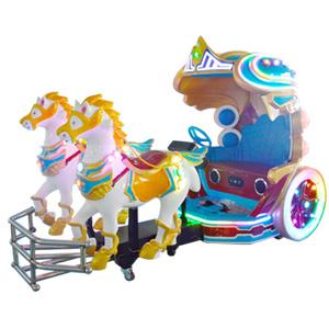 铠甲战车游乐设备  最新款游乐设备  赚钱的马车游乐设备
