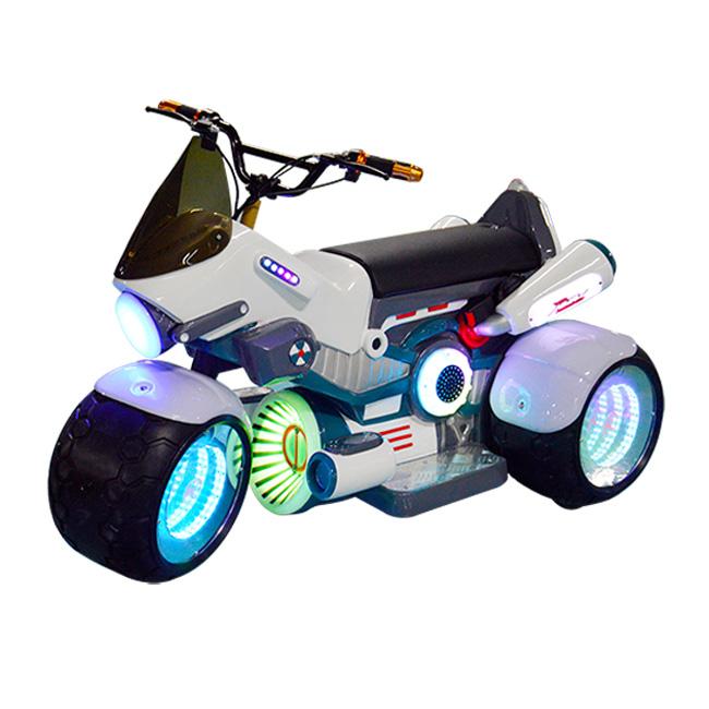 炫酷摩托游乐设备