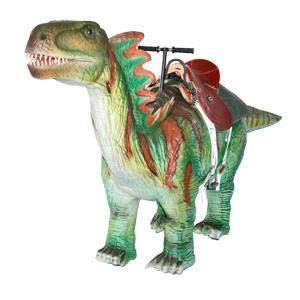 新款行走恐龙游乐设备