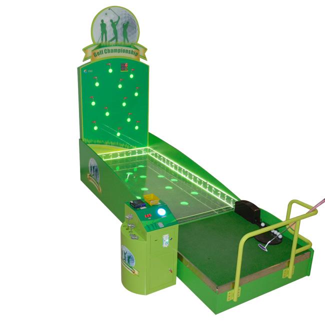 高尔夫竞技游乐设备